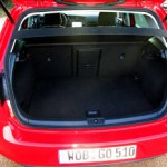 golf 7 bagage
